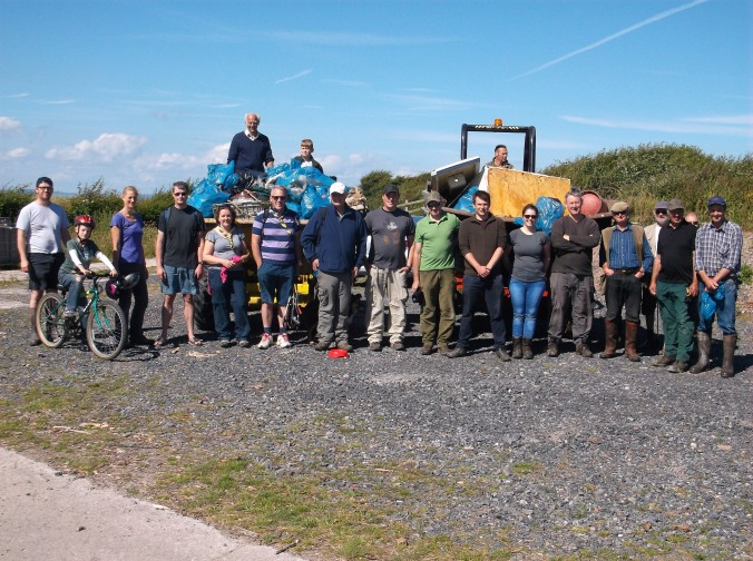 Foreshore Clean up July 2016 (17)